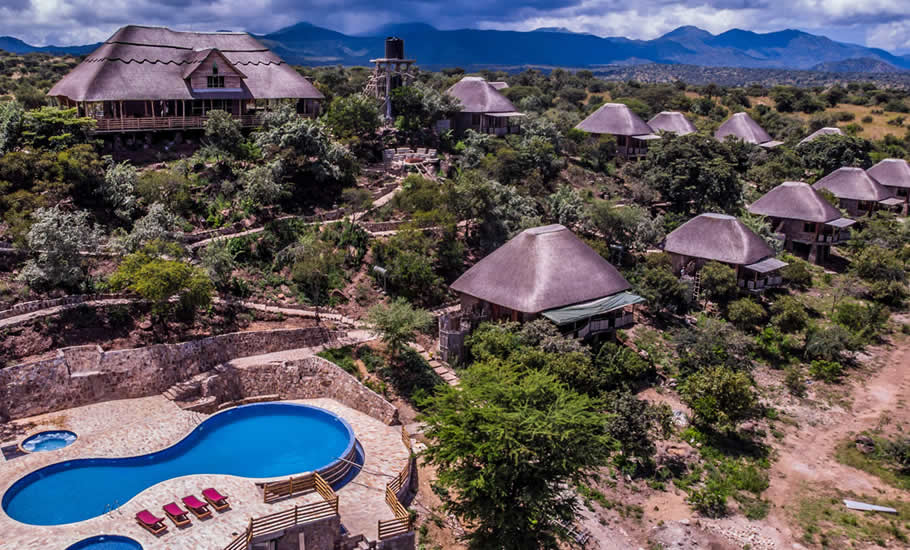 Where to stay at Kidepo Valley National park?