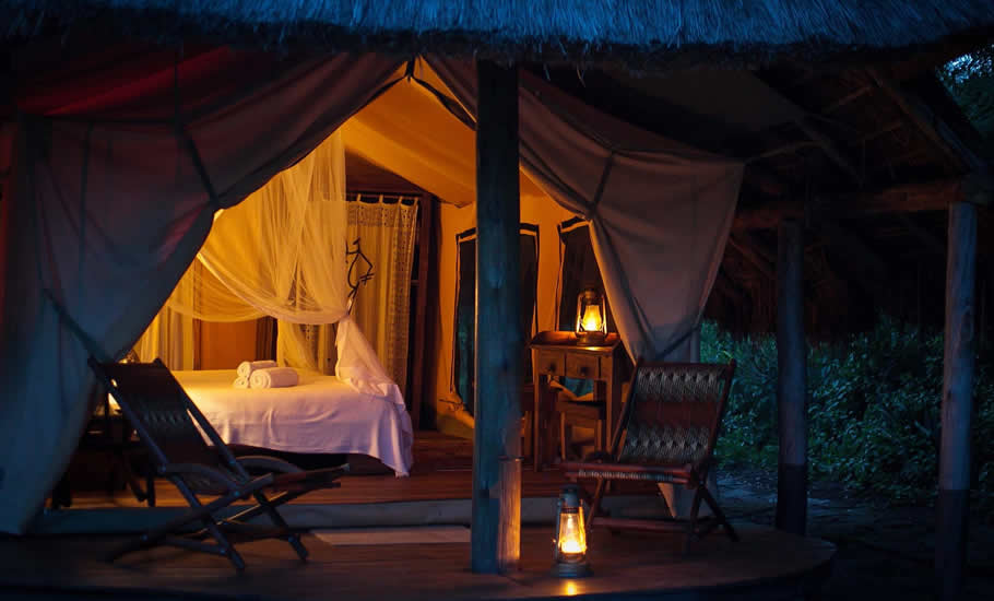 Where to stay at Semuliki National park