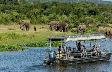 Boatcruise Murchison Falls National Park