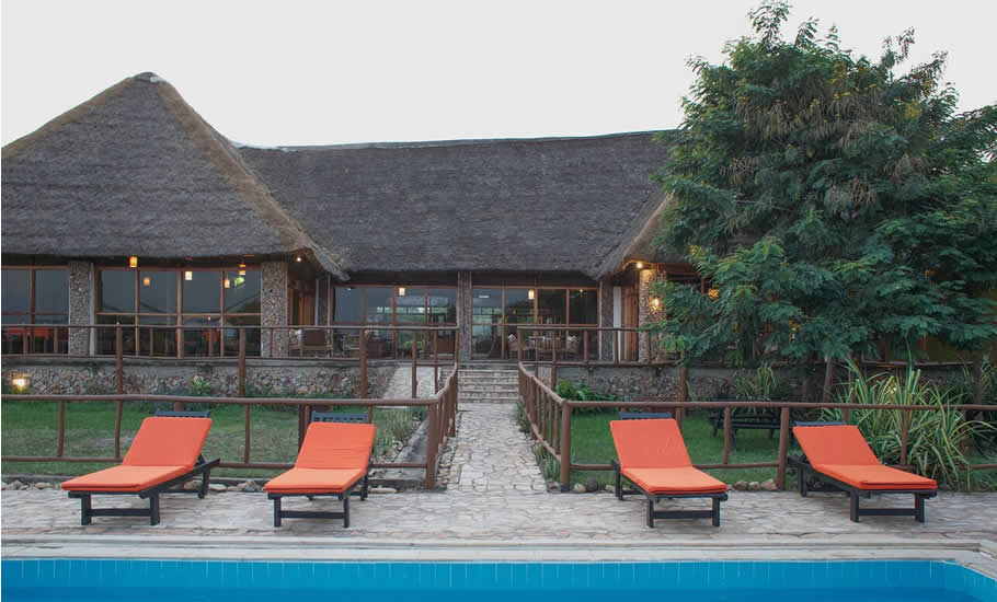 Where to stay at the Rwenzori Mountains National Park?