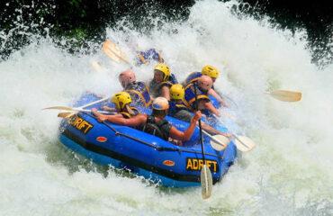 Uganda Safari And White Water Rafting