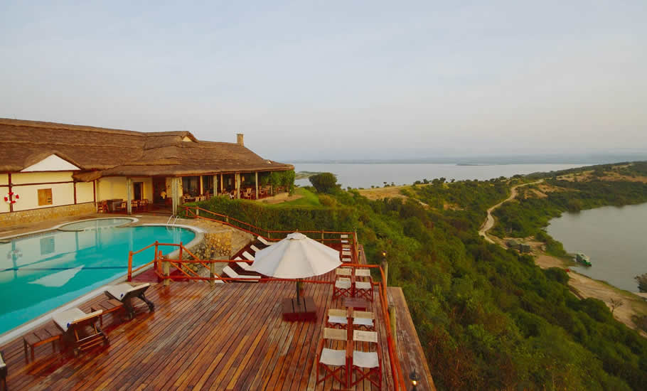 Where to stay in Queen Elizabeth National Park?