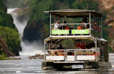 boat cruise Murchison Falls National Park Luxury Safari
